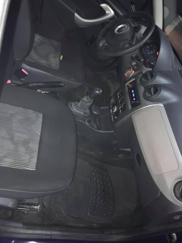 Lavado de coches Donostia: tapicería antes